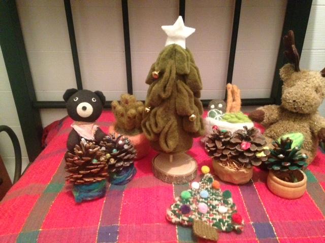 静かなクリスマス:画像
